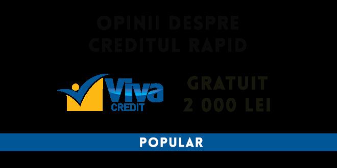 împrumut rapid Viva credit recenzie